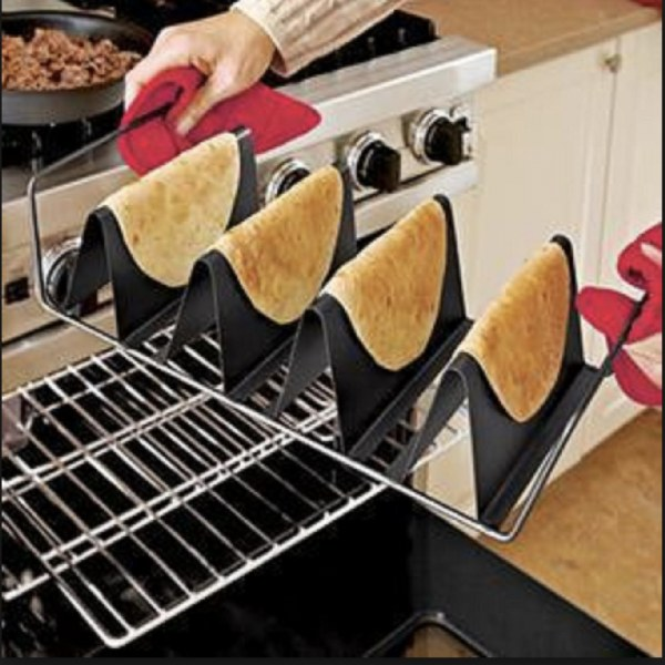 Baked Taco Shell Rack