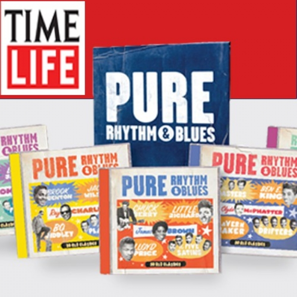Time Life Pure Rhythm and Blues