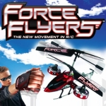 Force Flyers 4-Channel Raptor Helicopter