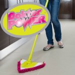 Doktor Power Microfiber Tri-Mop