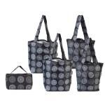 Sachi Shop Pack Go Market Totes