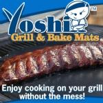 Yoshi Grill and Baking Mat
