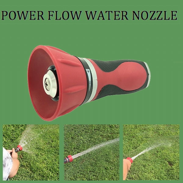 Power Flow Water Nozzle