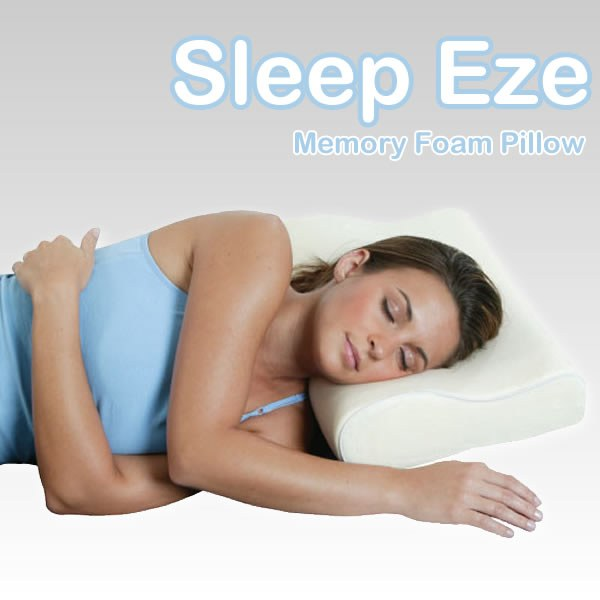 Sleep Eze Memory Foam Pillow