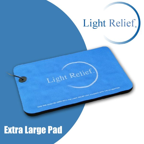 Light Relief XL Pad