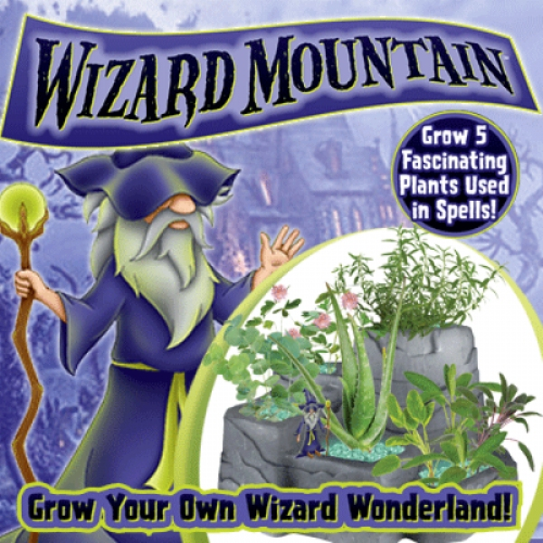 Wizard Mountain Garden