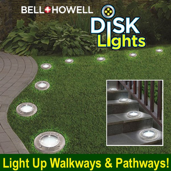 Disk Lights As Seen On Tv