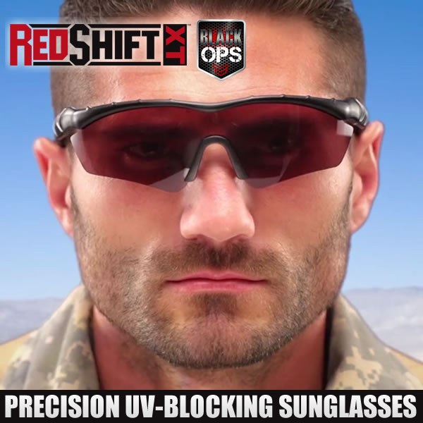 7f94cf525b Video Available Red Shift XT Tactical Glasses