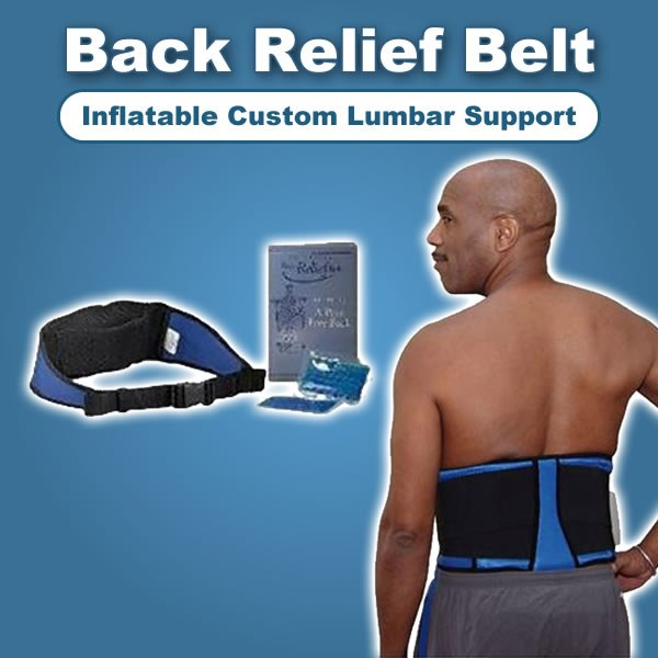 Dr. Grosso Back Relief Belt