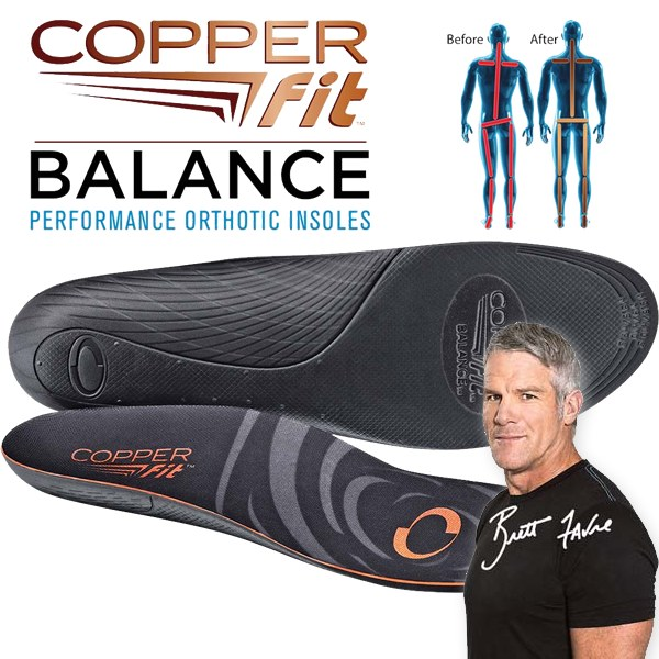Copper Fit Balance