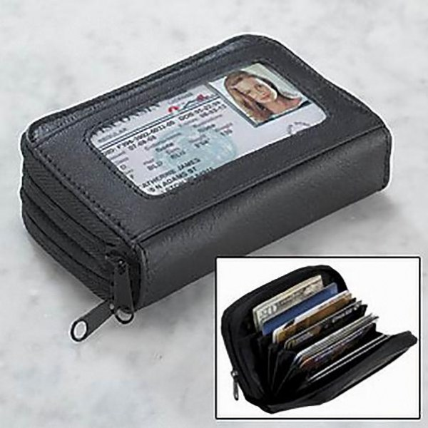 Accordion Cardholder Wallet