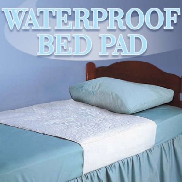 Waterproof Bed Pad
