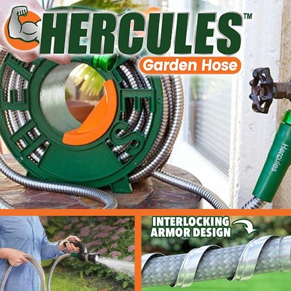 Hercules Metal Garden Hose As Seen On Tv