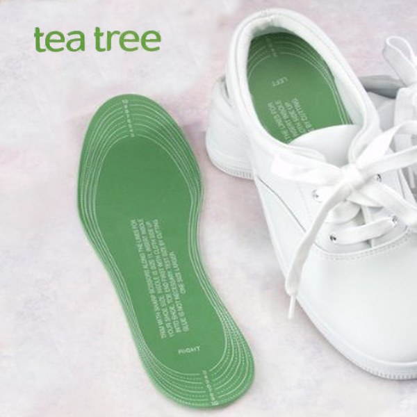 Peppy Feet Tea Tree Insoles