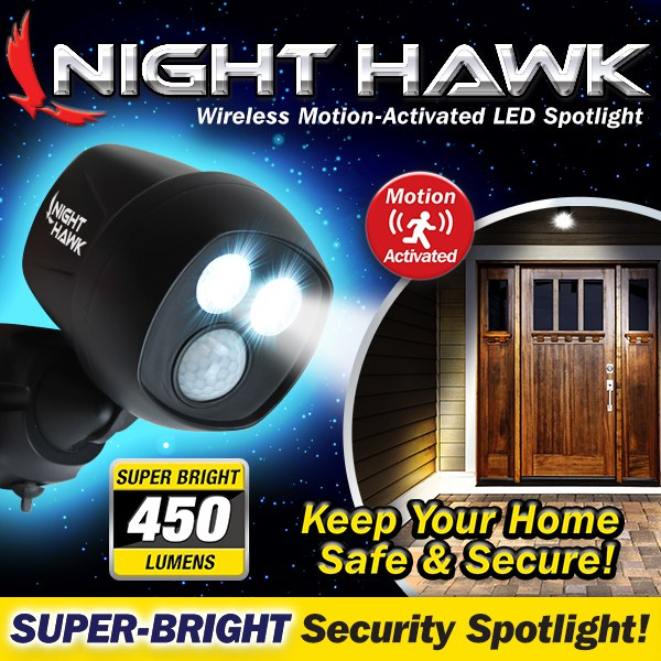 Night Hawk As Seen On Tv