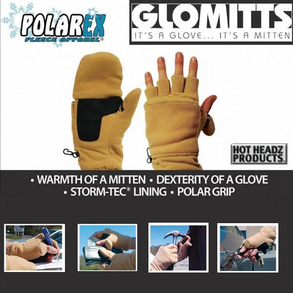 Polarex Glomitts