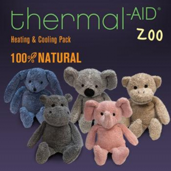 Thermal-Aid Zoo Animals