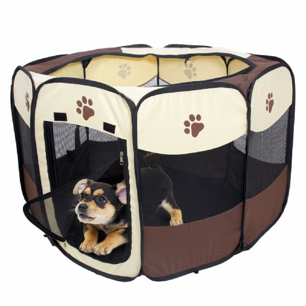 Portable Doggie Play Pen