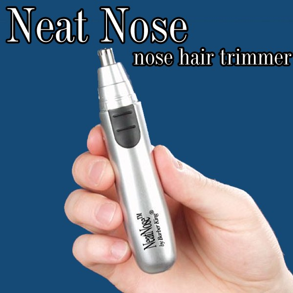 Neat Nose Hair Trimmer