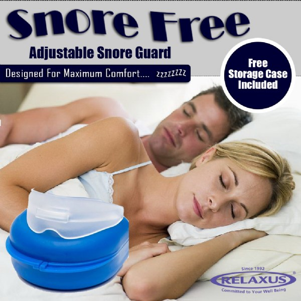 Snore Free Mouth Guard