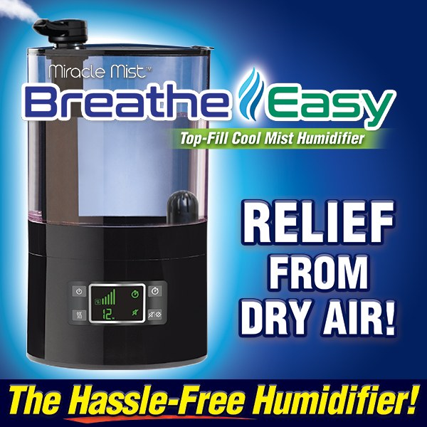 Breathe Easy Humidifier