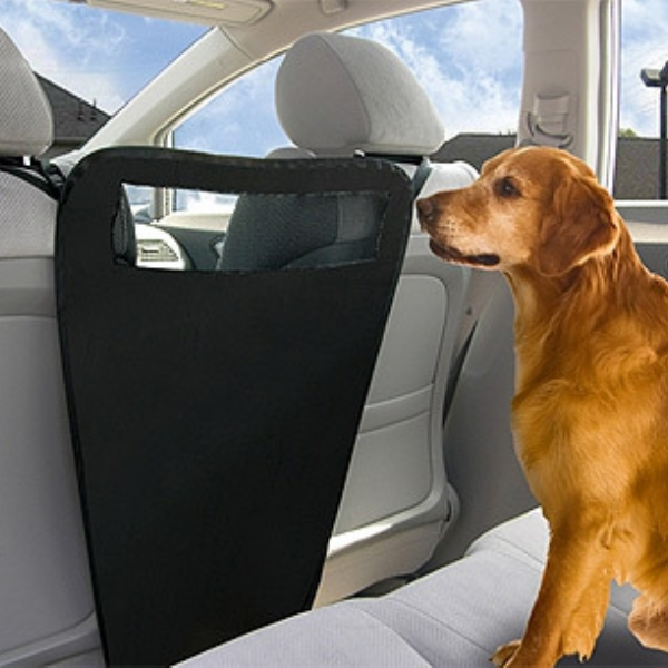 Car Seat Dog Barrier