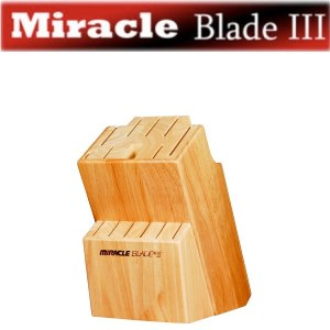 Miracle Blade World Class Series Knife Block