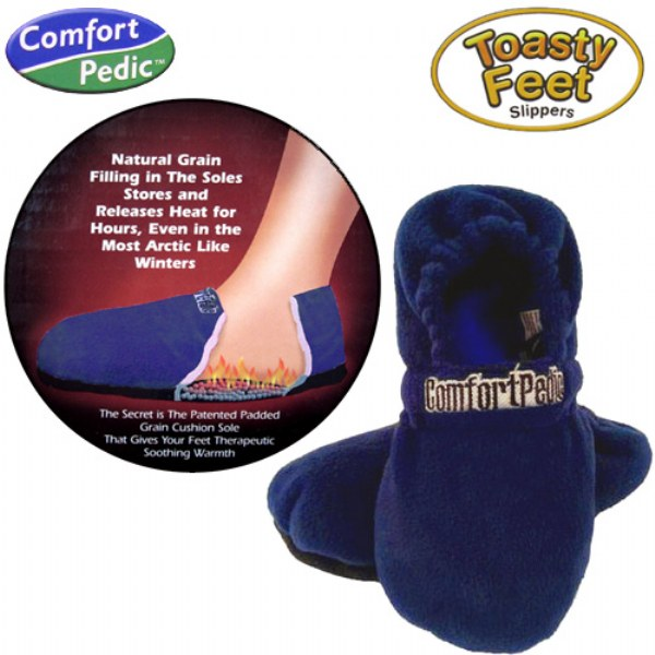 Toasty Feet Slippers
