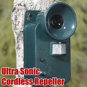Ultrasonic Cordless Pest Repeller