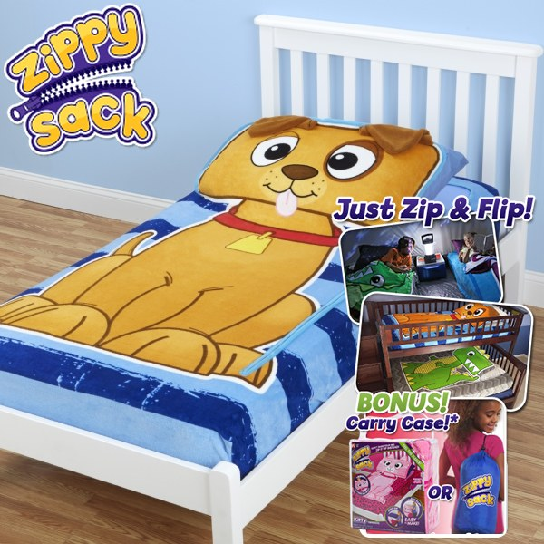 Zippy Sack