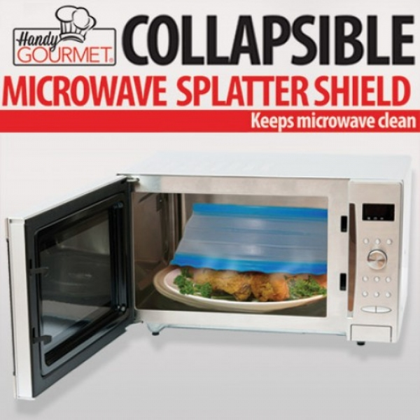Microwave Splatter Shield