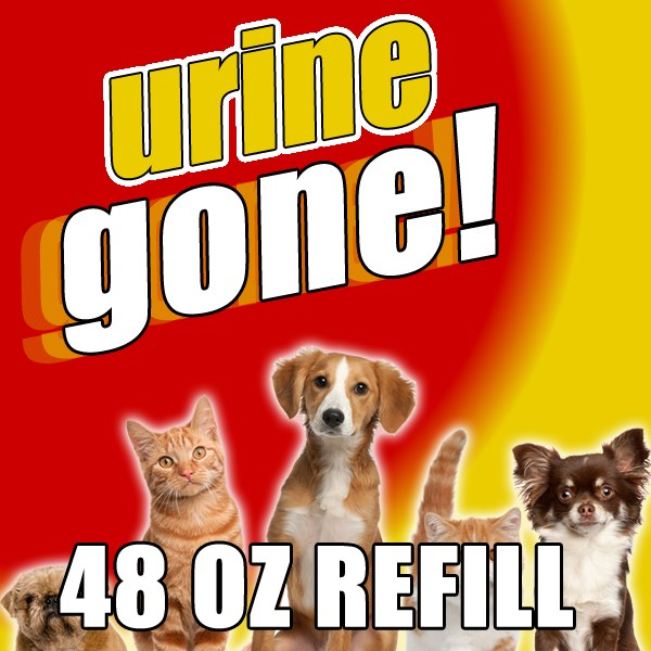 Urine Gone Refill