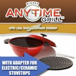 Minden Anytime Grill Deluxe