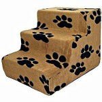Paw Print Foam Pet Steps