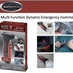 Multi-Function Emergency Hammer