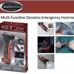 Multi-Function Emergency Hammer