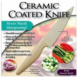 Ceramic Coated Knife