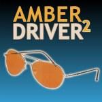 Amber Driver Glasses