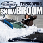 Telescoping Snow Broom