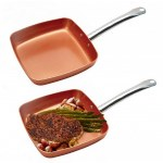 Non Stick Copper Square Pan
