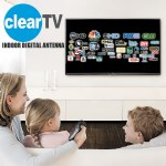 Clear TV Antenna