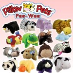 Pillow Pets Pee Wees
