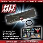 HD Free TV Digital Antenna