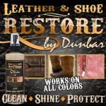 Leather Shoe Restore