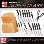 Miracle Blade World Class Series 18 Piece Set