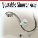 Portable Shower Arm