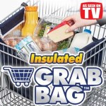 Insulated Grab Bag
