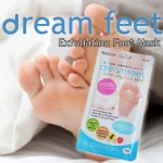 Dream Feet Exfoliating Foot Mask