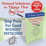 Natural Solutions for Things That Bug You