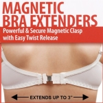 Magnetic Bra Extenders